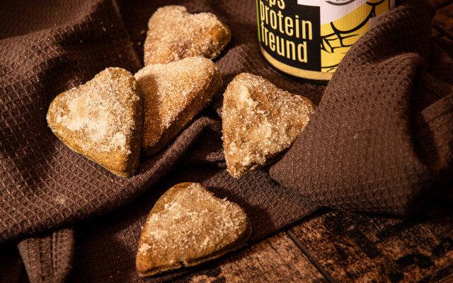 Süße Quarkhasen - Süße Quarkhasen - Rezepte mit den Ölfreunden
