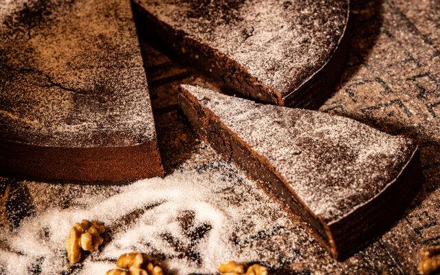 Schoko - Hanfproteinkuchen - Schoko - Hanfproteinkuchen - Rezepte mit den Ölfreunden