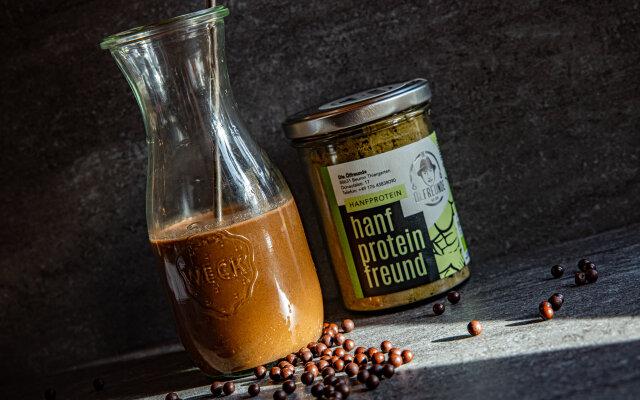 Eiweißshake - Eiweißshake - Rezepte mit den Ölfreunden