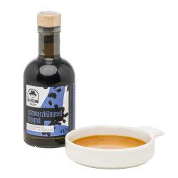 """Kaltgepresstes Schwarzkümmelöl 0,2l """"Schwarzkümmelfreund"""""""