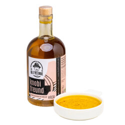 """Knoblauch-Speiseöl 0,5l """"Knobifreund"""""""
