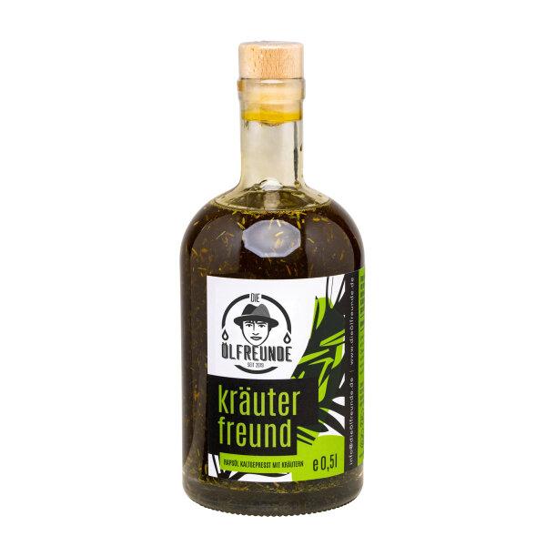 """Kräuter-Speiseöl 0,5l """"Kräuterfreund"""""""